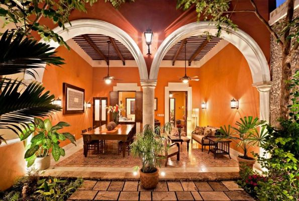 Colonial Mexican Architecture Reimagined ~ Merida, Mexico ...