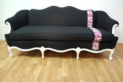 MetroSofa ~ Fun Modern Twist on Vintage Sofas ...