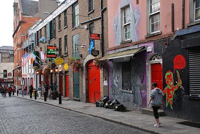 Resultado de imagen de calles de dublin