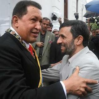 Chavez Ahmadinejad