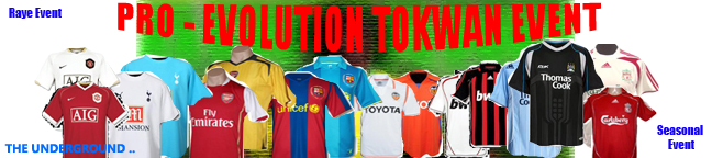Pro-Evolution Tokwan Event