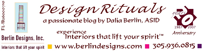 Design Rituals