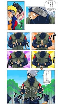 Imagenes pa que te ras un rato Naruto__Kakashi
