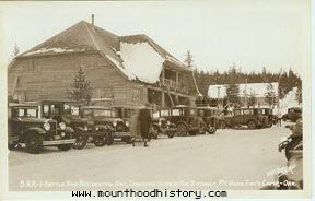 The Battle Axe Inn Rec Hall