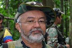 RAUL REYES, PATRIOTA COLOMBIANO ASESINADO POR URIBE POR ORDEN DEL IMPERIALISMO