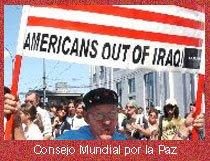 TODO EL MUNDO RECLAMA FIN DE LA AGRESION CONTRA IRAK