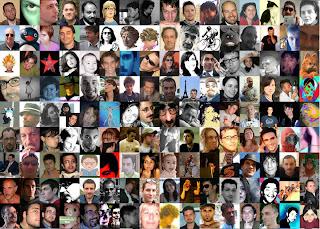 blog, 2000 blogger, blogger, facce