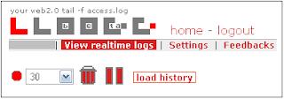 screenshot lloogg, logo lloogg, lloogg