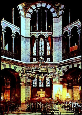 Architectural Guidance: Charlemagne's Palatine Chapel