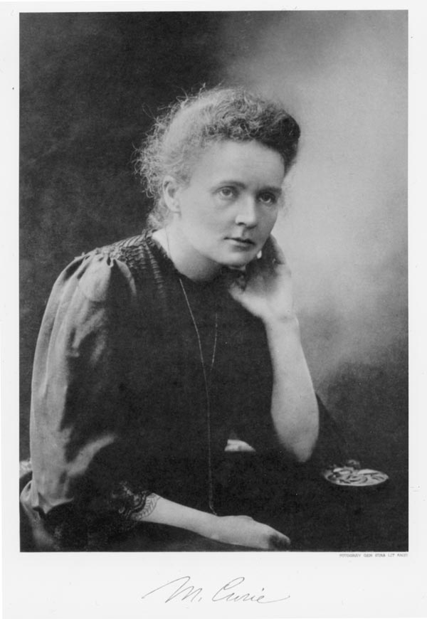 A biography of marie curie