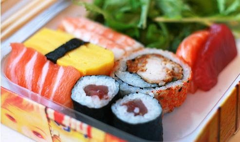 la cocina de skychef aderezo tampico para sushi