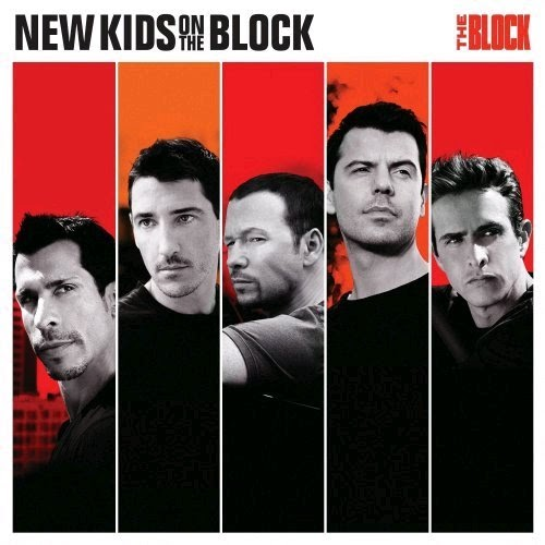 NKOTB News: Cover of the upcoming New Kids on the Block album!