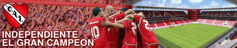 Club Atletico Independiente, Goles Videos Equipos Fixture Jugadores