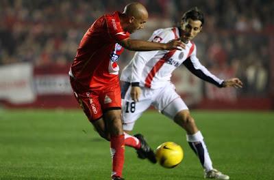 San Lorenzo 0 Argentinos 2 - Copa Sudamericana 2008