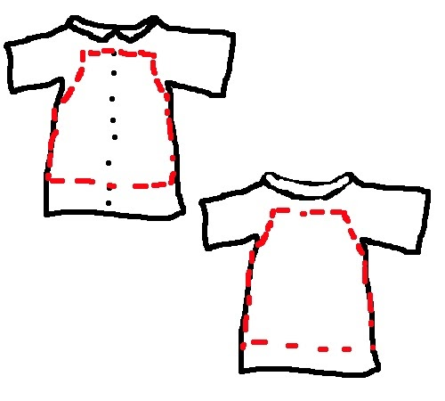 Bethany Sew-and-Sew: Making a dress out of a shirt Tutorial