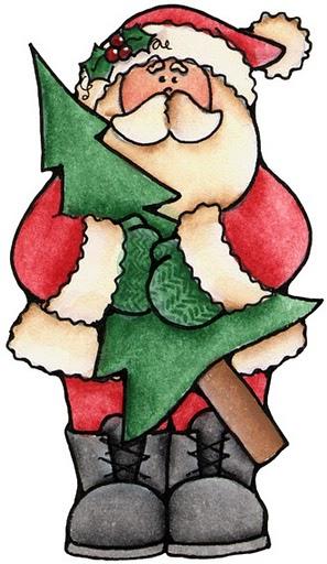 Imagenes Para Imprimir De Papa Noel Imagenes Y Dibujos Para Imprimir - Papa-noel-para-imprimir