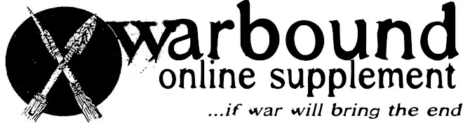 the warbound online supplement
