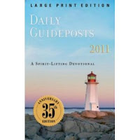 daily guideposts 2011 cover