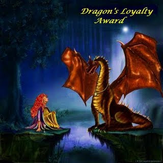 The Dragon's Loyalty Award!
