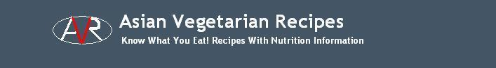 Asian Vegetarian Recipes