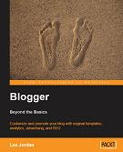 Blogger book cover - Lee Jordan