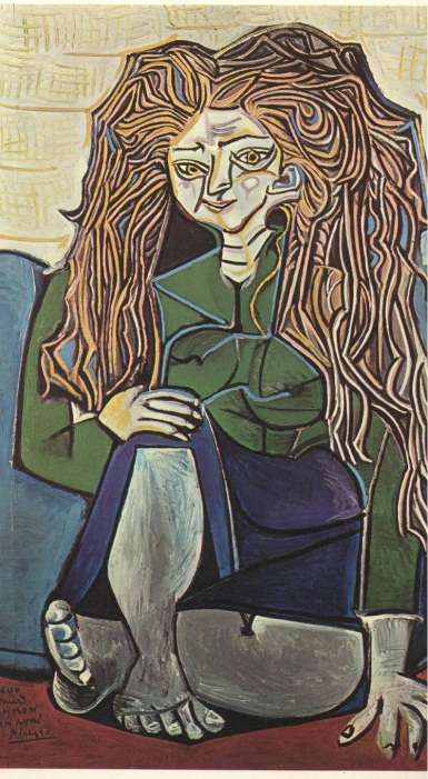 Art Matters: What to Look for in Art, Cont'dPicasso The Old Fisherman