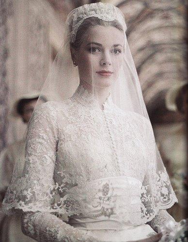 vestido de noiva 1950