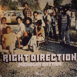 Right Direction - Midnight Rhythm