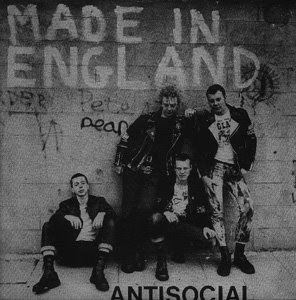 Antisocial - Made in England, Antisocial