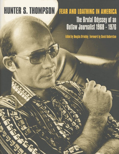the style and writing techniques of hunter s thompson an american journalist and author (9780330510752) by hunter s thompson and a was an american journalist and author the best source on thompson's writing style and personality is thompson.