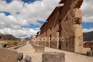 Templo de Viracocha  Perú
