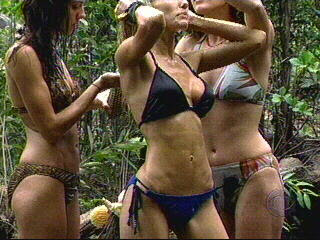 Heidi Strobel hot survivor Amazon