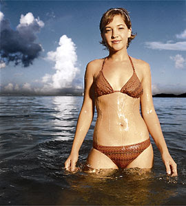 Colleen Haskell hot survivor Borneo