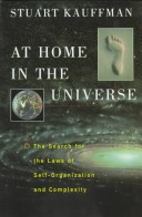 cover image of Kauffman's At Home in the Universe
