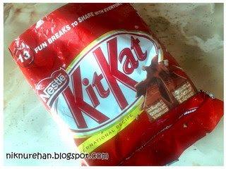 Kitket ;) Yummyy..!!