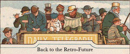 Back to the Retro-Future