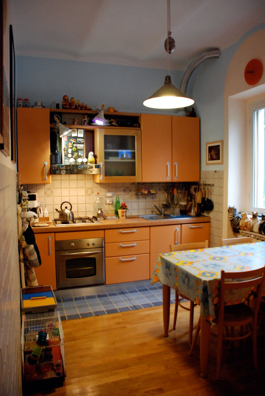 Cucina A Libera Installazione