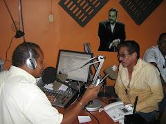 Freddy Boll y Pedro Arroyo