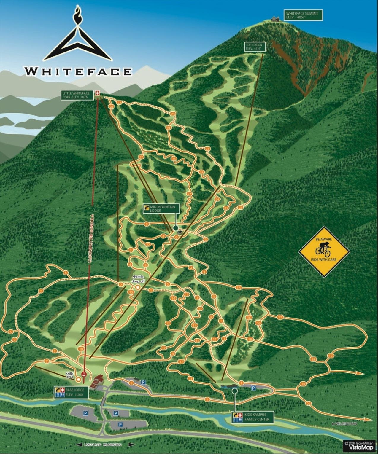 d8e0f91d37c Mountain Biking Returns to Whiteface - - The Adirondack Almanack