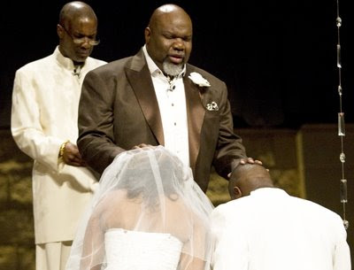 Daughters Wedding on Recap  Bishop T D  Jakes  Daughter S Wedding   Christian Life   Zimbio