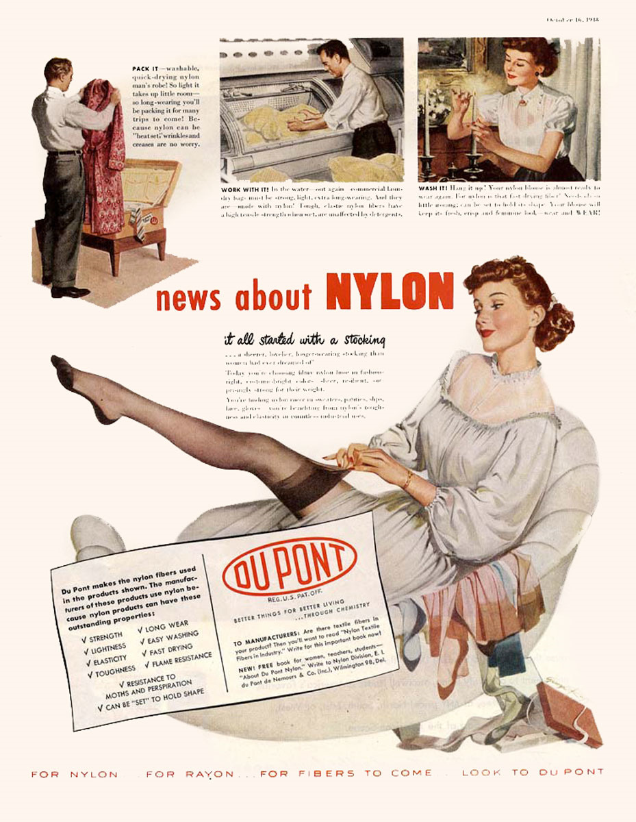 Make New Nylon Boards During 44
