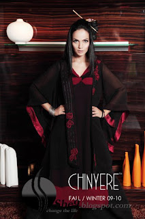 7fd6f01833 Beautiful Chinese Cultural dress has fantastic neck in V style and  beautiful floral threads on kameez bust. This Black kameez in khaddar fabric  has lovely ...