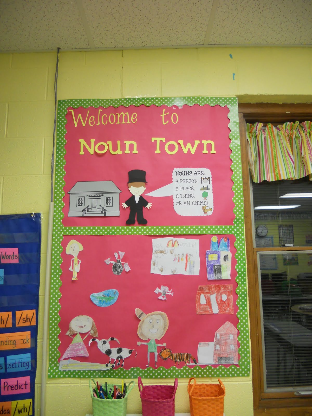 Life In First Grade Nouns