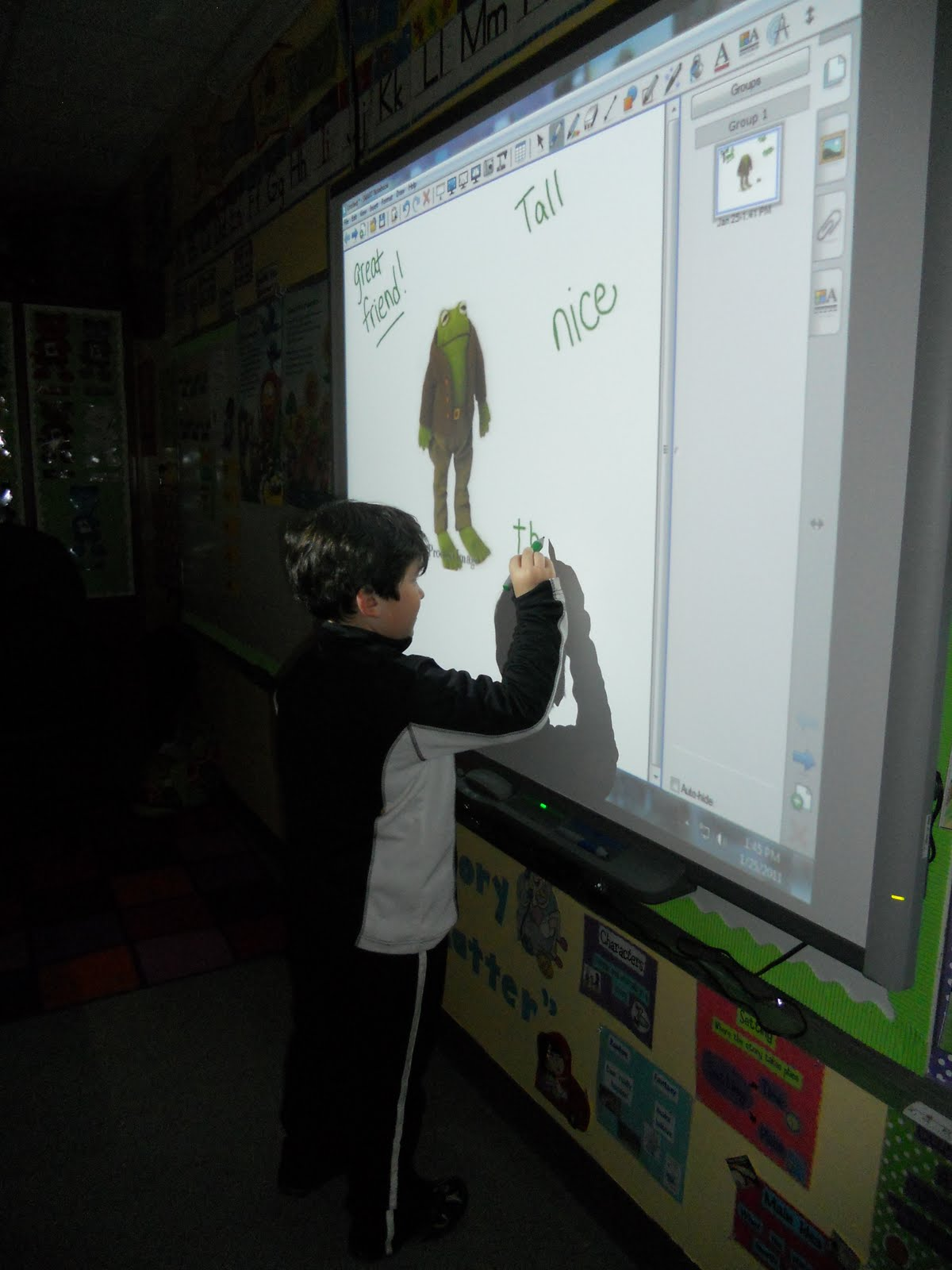 Life In First Grade Frog And Toad Plant A Garden