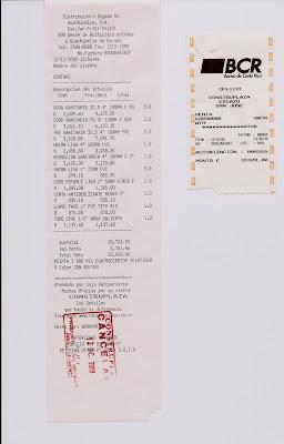 Receipt 2009_12_12 Plumbing Supplies (paid By Rob)  Plumbing Receipt