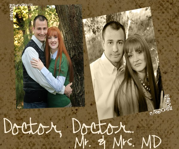 Doctor, Doctor....Mr & Mrs MD