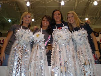 Homecoming mum, Texas homecoming mum, Allen High School, The STyle Sisters, mum