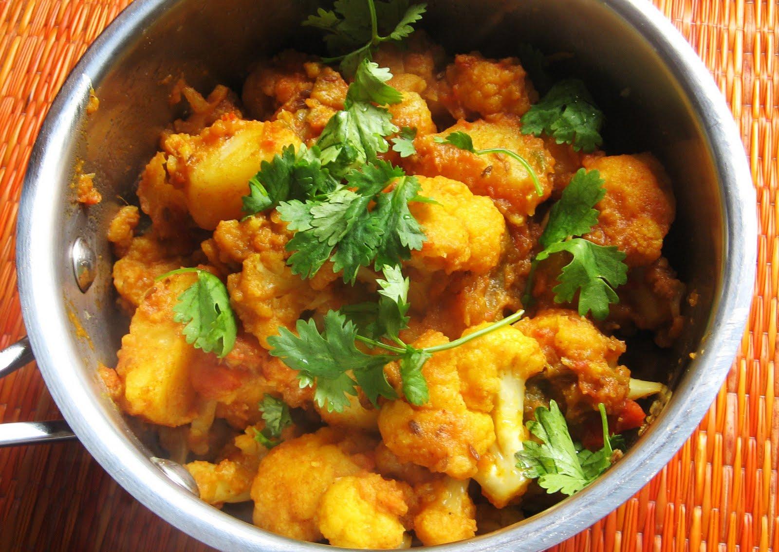 Aloo Gobi Recipes — Dishmaps