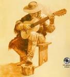 Bordoneando o violão