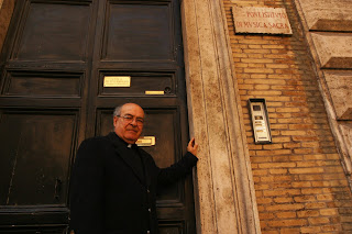 Maestro Joaquim dos Santos - Roma, 2006